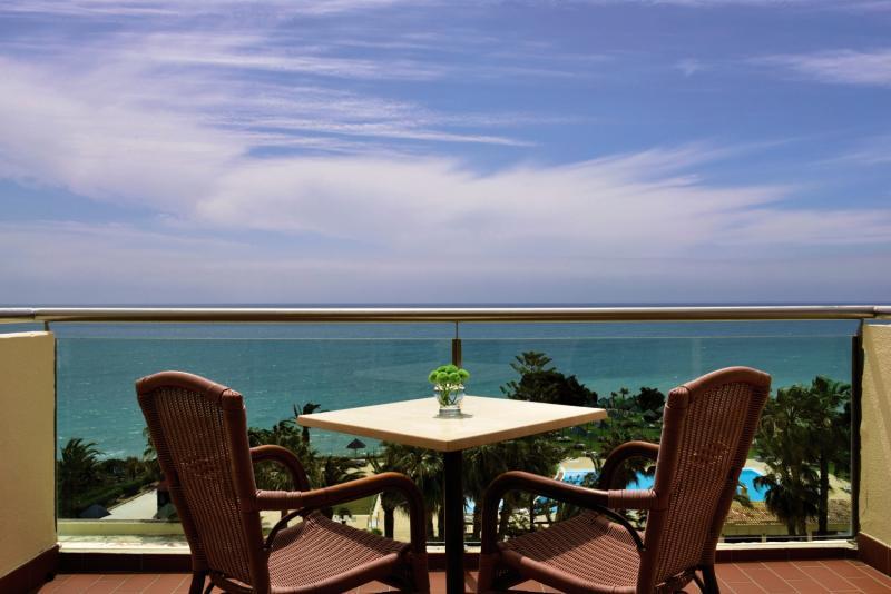 Pestana Viking Beach & Golf Resort Terrasse