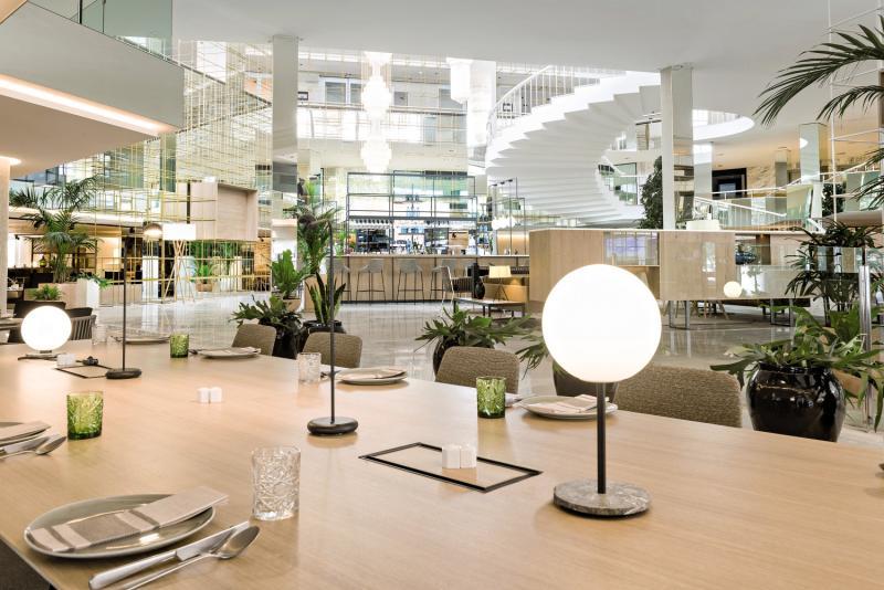 Melia Palma Marina  Lounge/Empfang