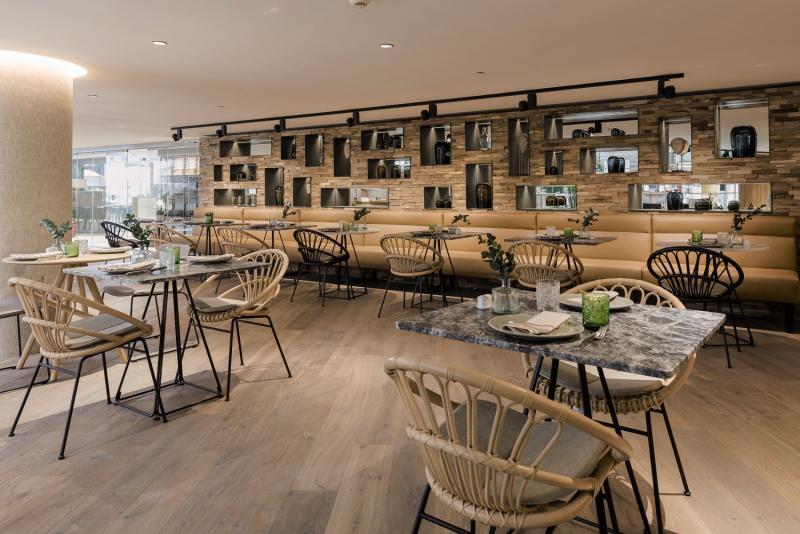 Melia Palma Marina  Restaurant