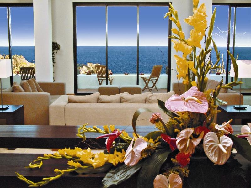 Caloura Hotel Resort Lounge/Empfang