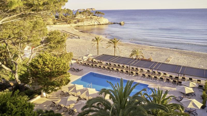 Secrets Mallorca Villamil Resort & Spa - Erwachsenenhotel Landschaft