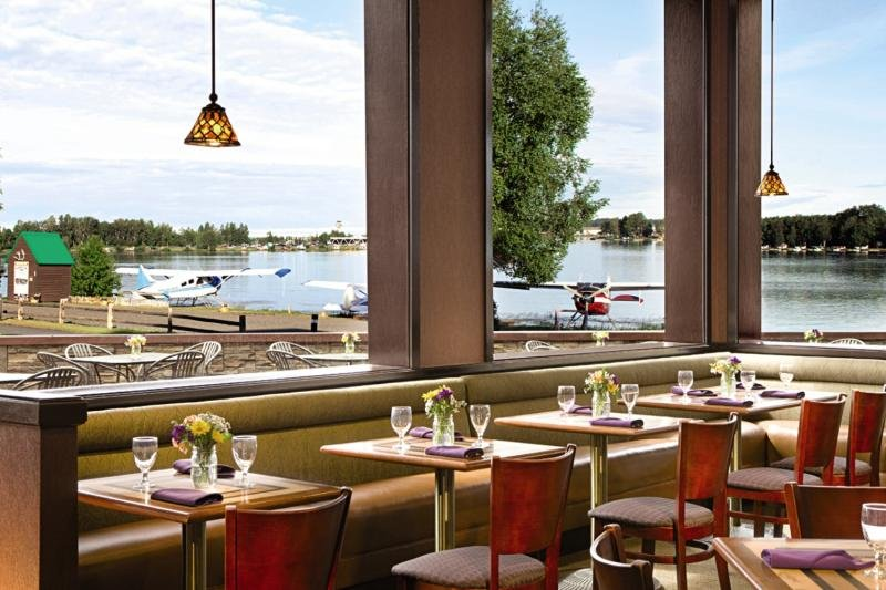The Lakefront Anchorage  Restaurant