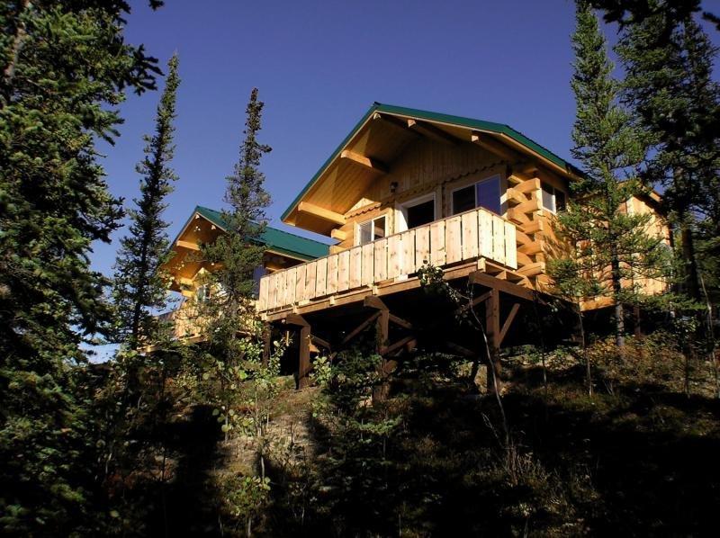 Denali Grizzly Bear Cabins & Resort Hotel Cedar Außenaufnahme