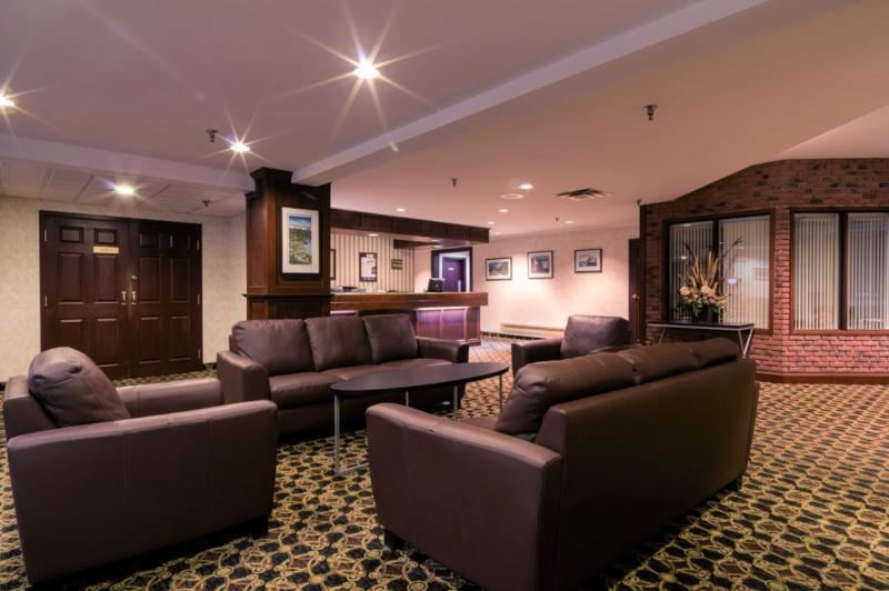 Sinbad´s Hotel & Suites Lounge/Empfang