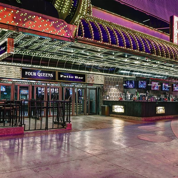 Four Queens & Casino Lounge/Empfang