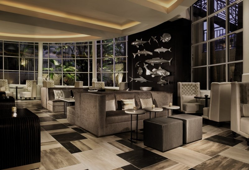 La Concha Hotel & Spa Key West Lounge/Empfang