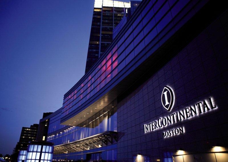 Intercontinental Boston Außenaufnahme