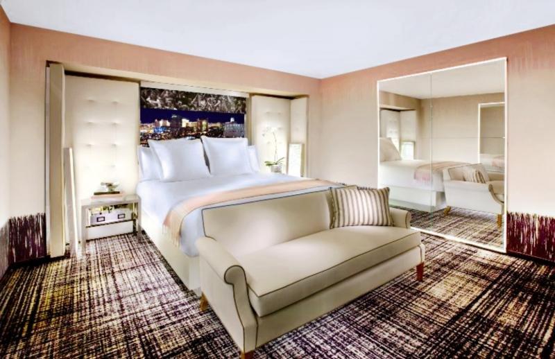 SLS Las Vegas Hotel & Casino Wohnbeispiel
