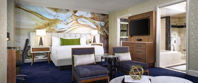 Mandalay Bay Resort & Casino Lounge/Empfang