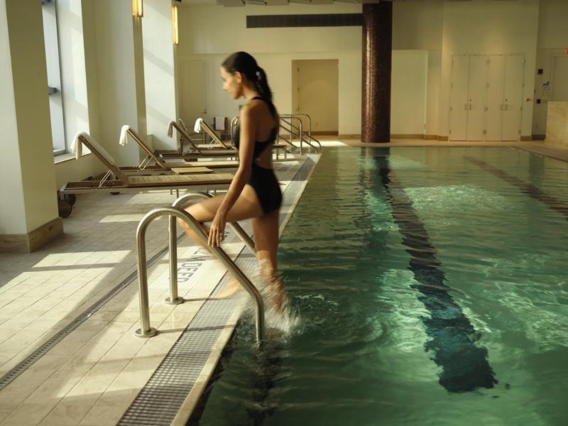Intercontinental Boston Pool