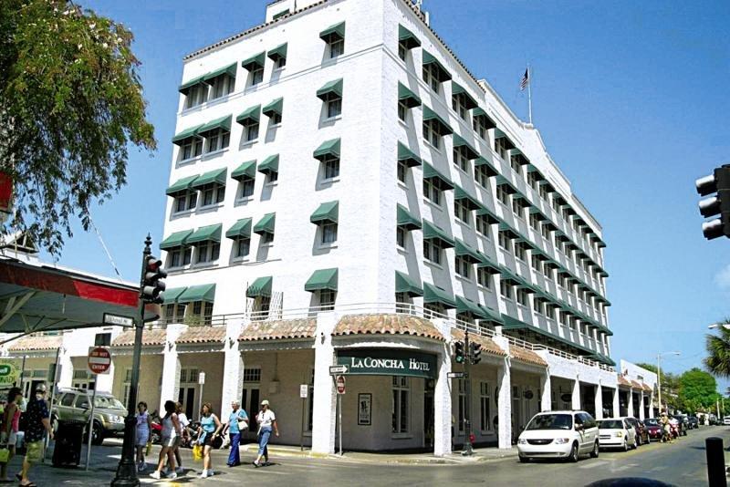 La Concha Hotel & Spa Key West Außenaufnahme