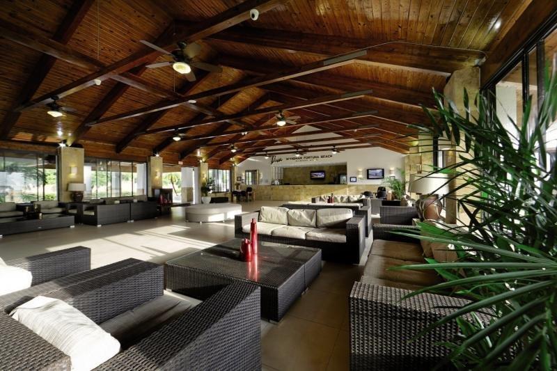 Viva Wyndham Fortuna Beach Lounge/Empfang
