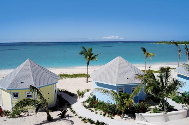 Paradise Bay Bahamas Strand