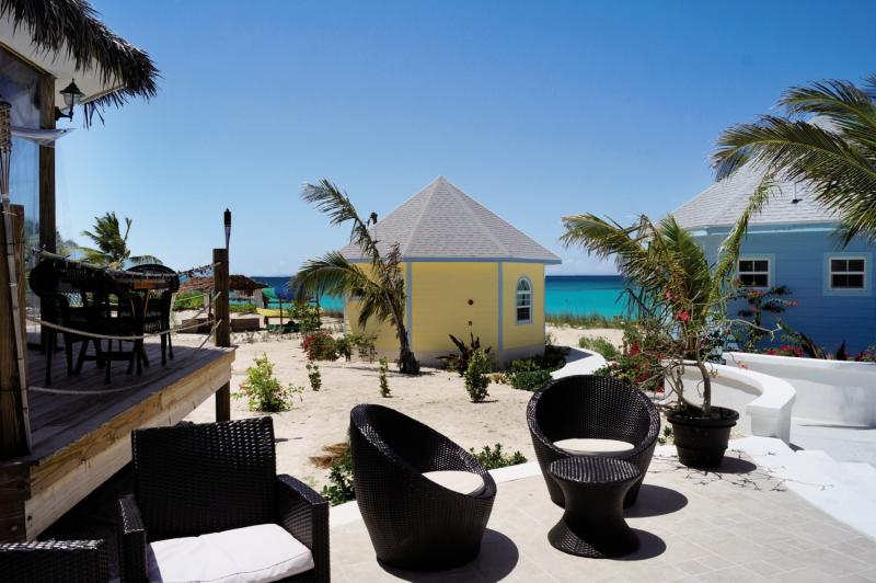 Paradise Bay Bahamas Terrasse
