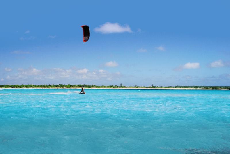 Guanahani Beach Club Landschaft
