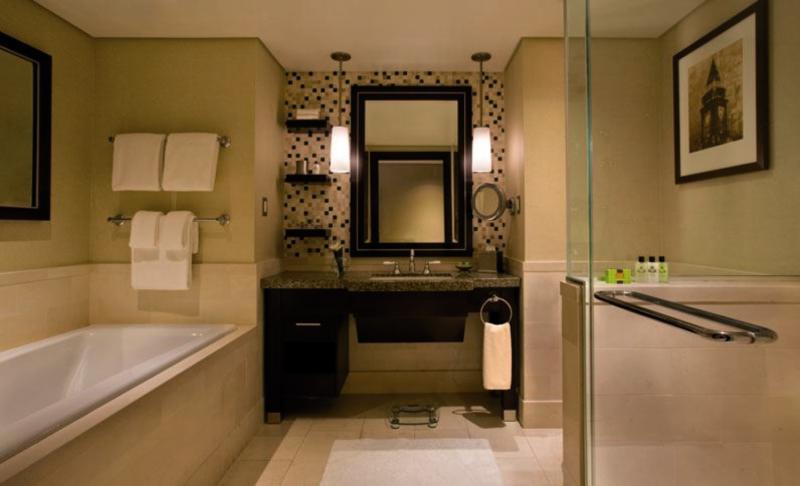 Intercontinental Boston Badezimmer