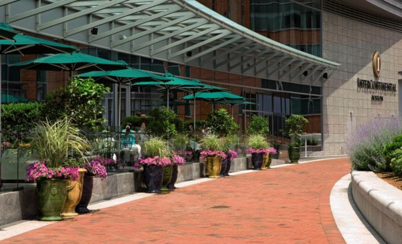 Intercontinental Boston Terrasse