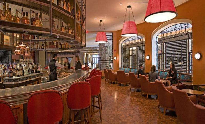Intercontinental Boston Bar