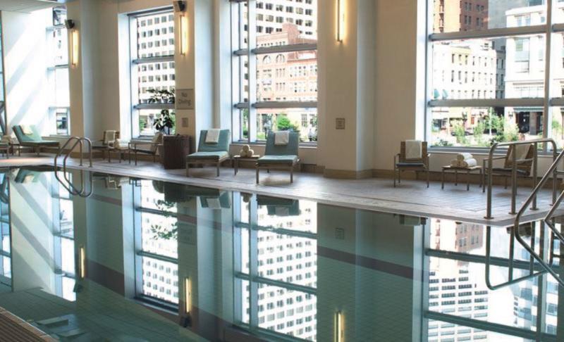 Intercontinental Boston Lounge/Empfang