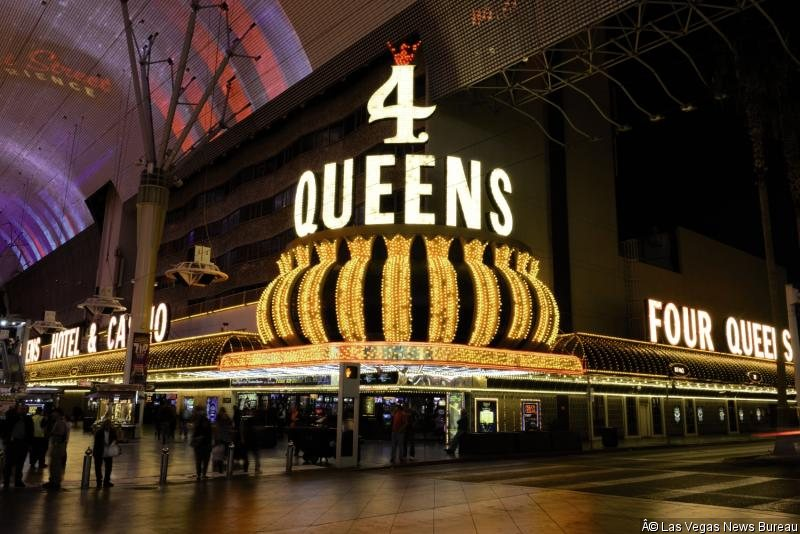 Four Queens & Casino Konferenzraum
