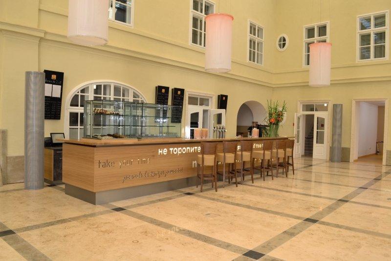 JUFA Hotel Wien City Bar