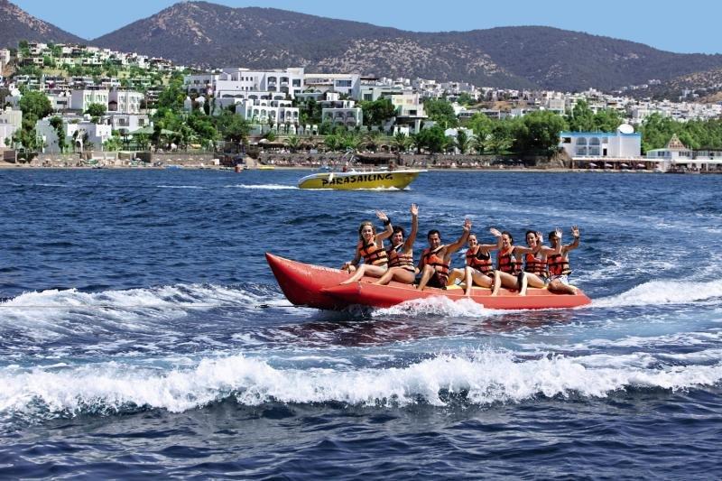 Royal Asarlik Beach Sport und Freizeit