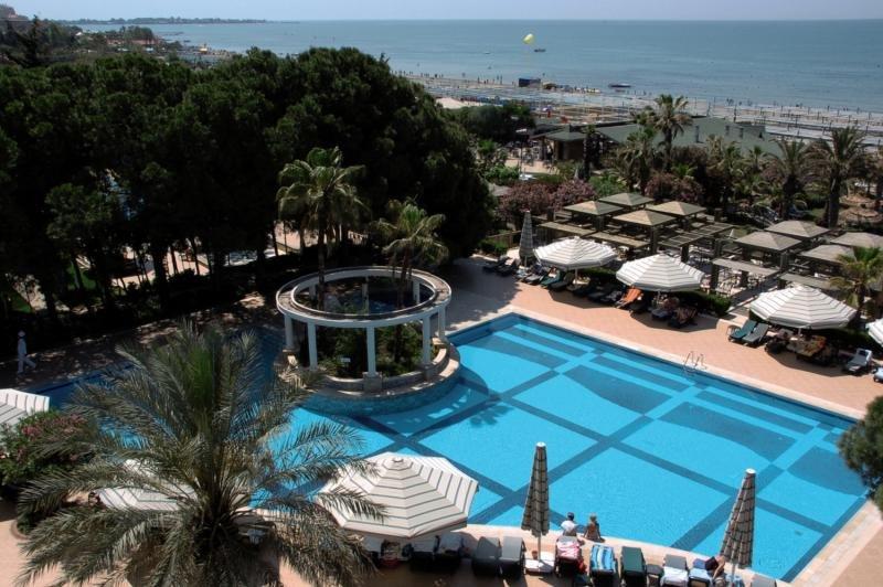 Oleander Hotel Pool