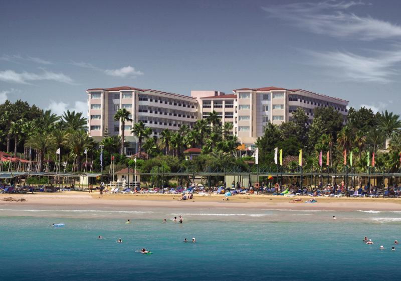 Terrace Beach Resort Außenaufnahme