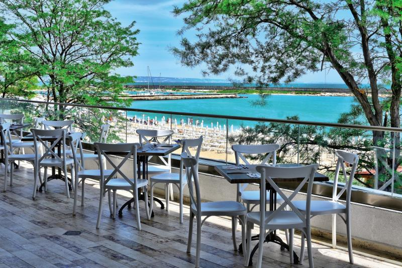 Grifid Encanto Beach Terrasse