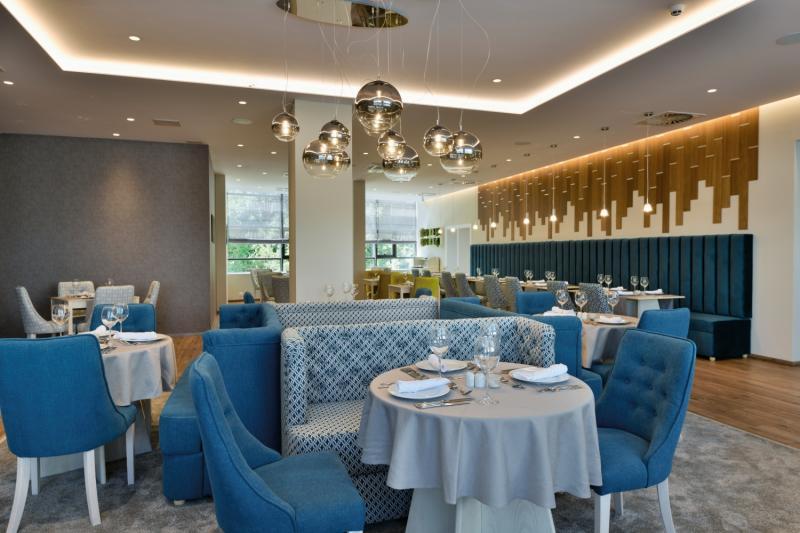 Grifid Encanto Beach Lounge/Empfang