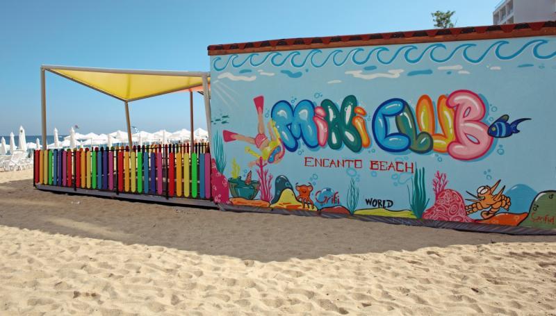 Grifid Encanto Beach Sport und Freizeit