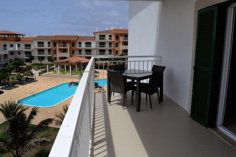 Agua Hotels Sal Vila Verde Terrasse