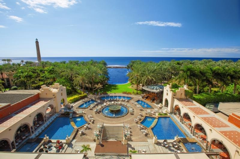 Lopesan Costa Meloneras Resort, Corallium Spa & Casino Außenaufnahme