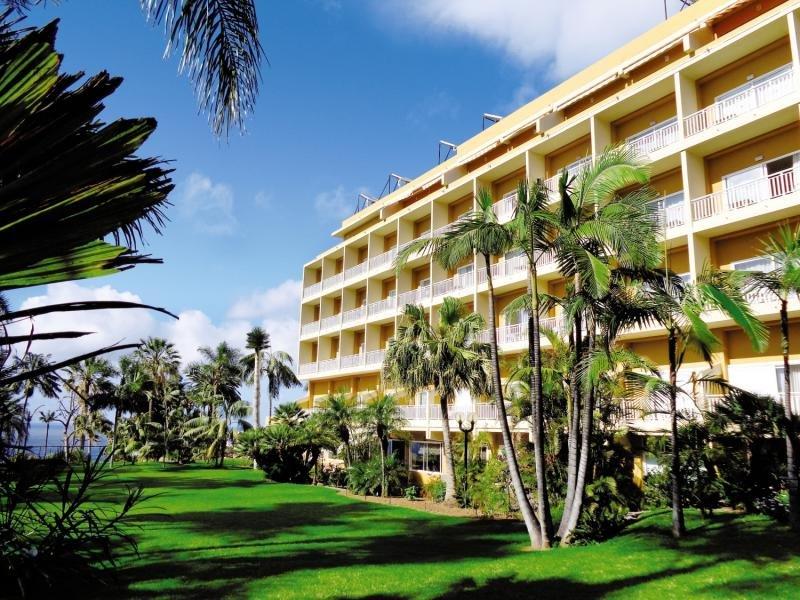 Tigaiga Hotel Außenaufnahme