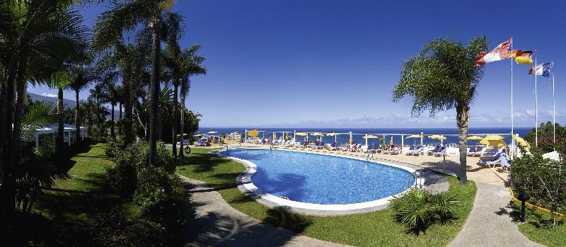 Tigaiga Hotel Pool