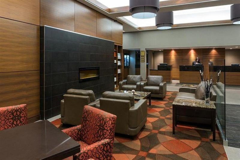 Radisson Hotel & Suites Fort McMurray Lounge/Empfang