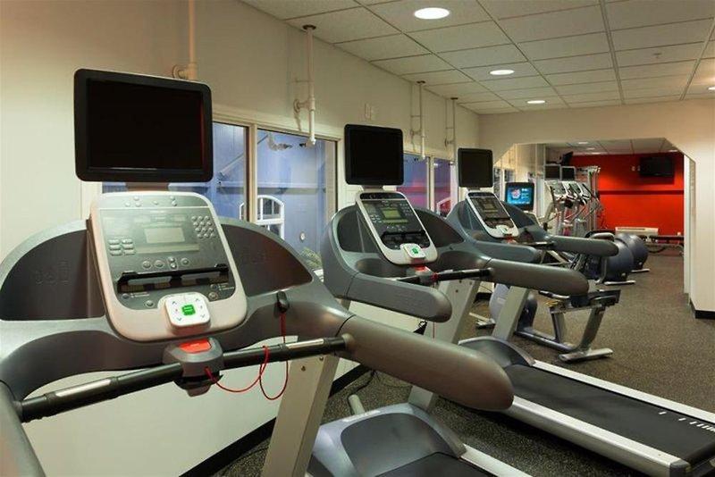 Radisson Hotel & Suites Fort McMurray Sport und Freizeit