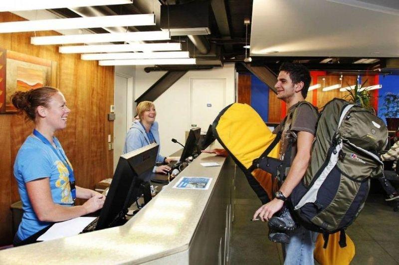 Nomads Melbourne Hostel Sport und Freizeit