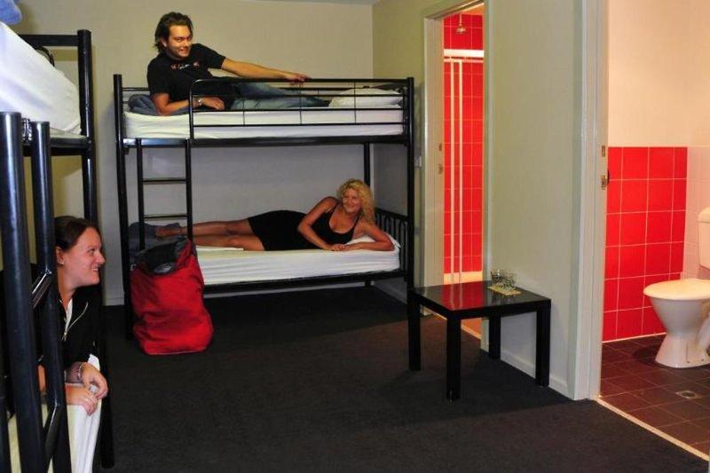 Nomads Melbourne Hostel Wellness