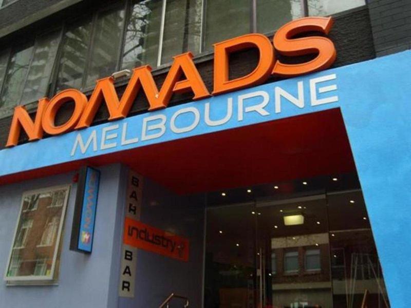 Nomads Melbourne Hostel Außenaufnahme