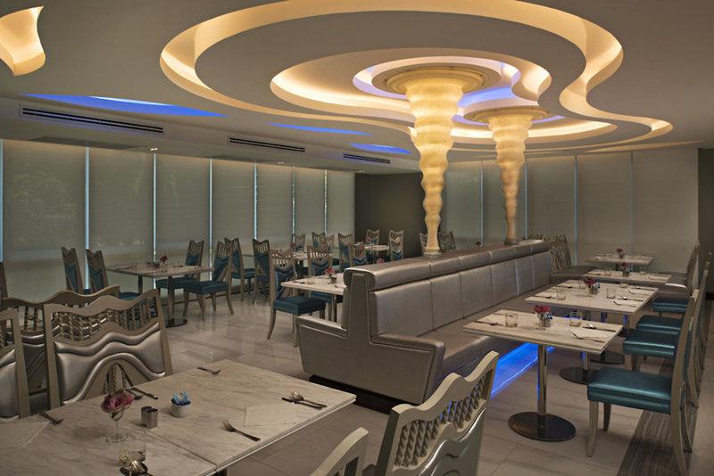Le Tada Parkview Hotel Restaurant