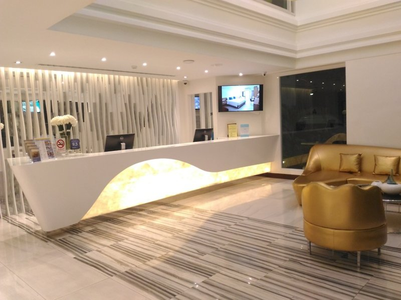 Le Tada Parkview Hotel Lounge/Empfang