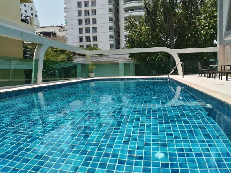 Le Tada Parkview Hotel Pool