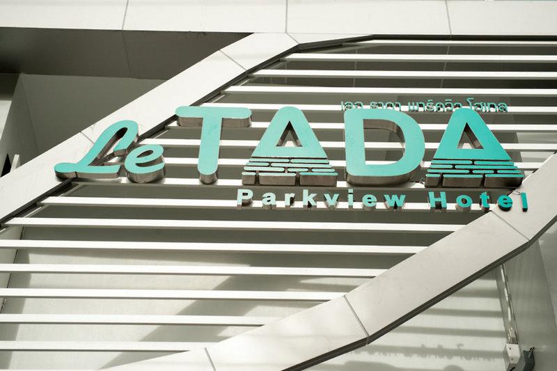 Le Tada Parkview Hotel Außenaufnahme