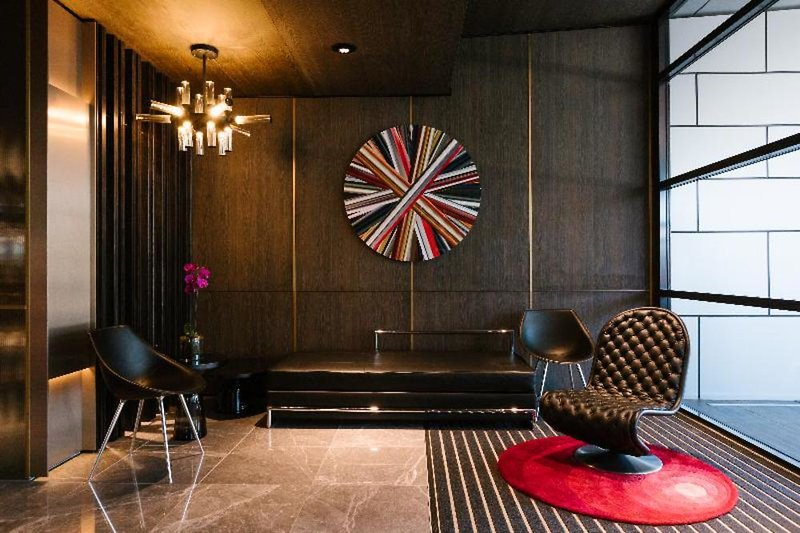 The Branksome Hotel & Residences Lounge/Empfang
