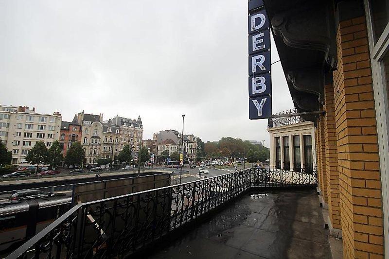Derby Hotel Außenaufnahme