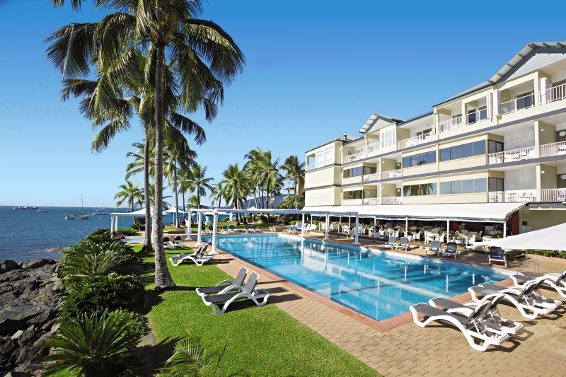 Coral Sea Resort Außenaufnahme