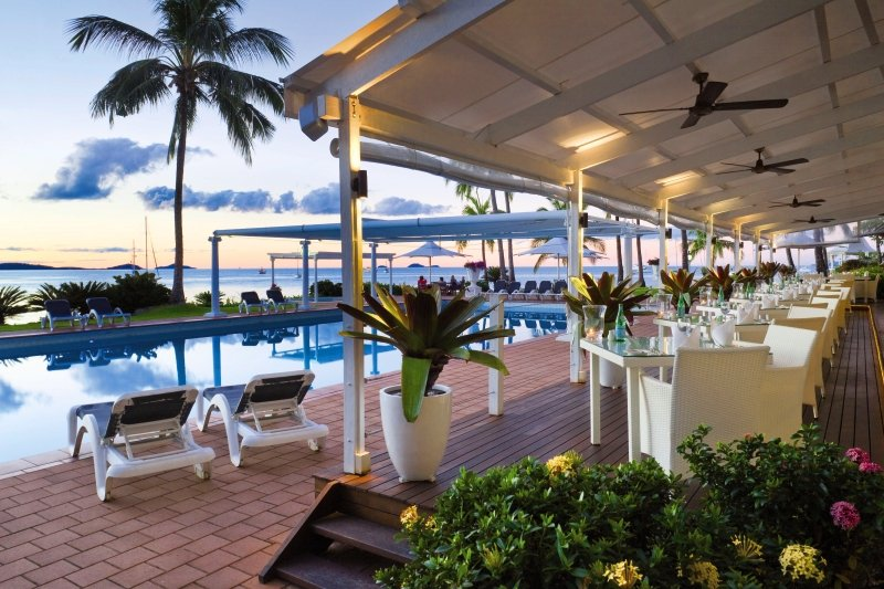 Coral Sea Resort Restaurant