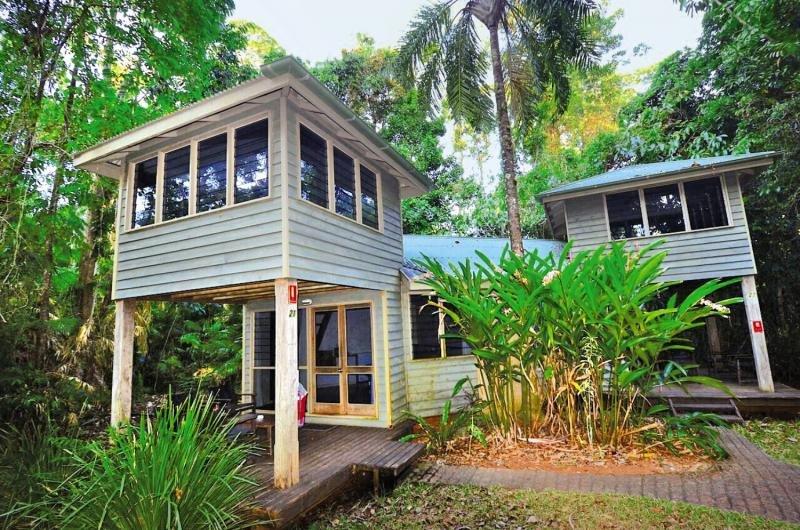 Ferntree Rainforest Lodge Außenaufnahme