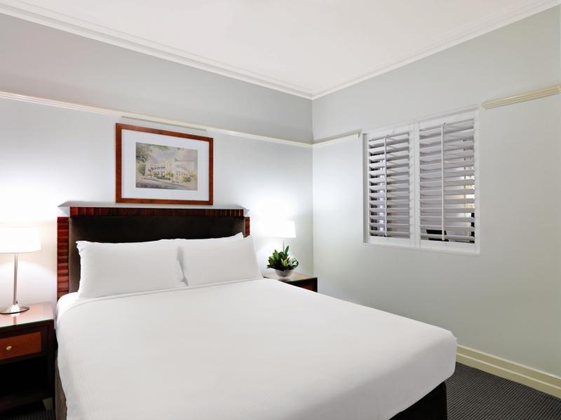 Adina Apartment Hotel Brisbane Anzac Square Wohnbeispiel